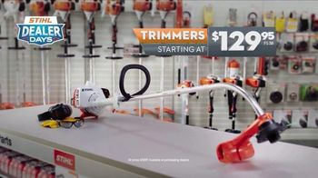 STIHL Dealer Days TV Spot, 'Time for Real Help' - Thumbnail 9