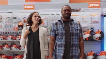 STIHL Dealer Days TV Spot, 'Real Help: FSA 56 Trimmer' - 2605 commercial airings