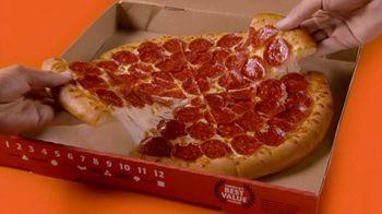 Little Caesars EXTRAMOSTBESTEST Pizza TV Spot, 'Ridiculous' - Thumbnail 9