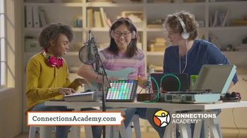 Connections Academy TV Spot, 'Unlock Your Child's Potential'