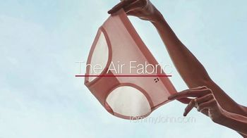Tommy John Air Fabric TV Spot, 'Move With You' - Thumbnail 4