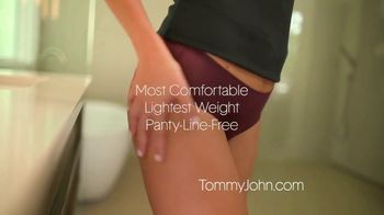Tommy John Air Fabric TV Spot, 'Move With You' - Thumbnail 5
