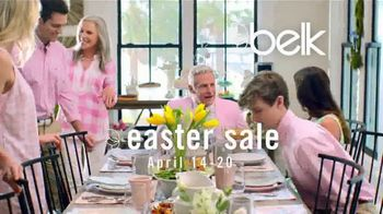 Belk Easter Sale TV Spot, 'Dresswear, Dress Shoes & Seasonal Suits'