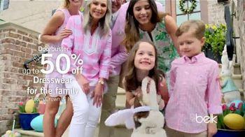 Belk Easter Sale TV Spot, 'Dresswear, Dress Shoes & Seasonal Suits' - Thumbnail 3