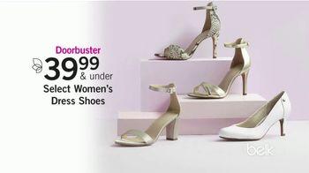 Belk Easter Sale TV Spot, 'Dresswear, Dress Shoes & Seasonal Suits' - Thumbnail 4