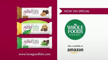 Love Good Fats Snack Bars TV Spot, 'Crush Your Cravings' - Thumbnail 6