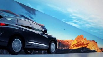 2019 Acura RDX TV Spot, 'Designed: Mountains' [T2] - 40 commercial airings