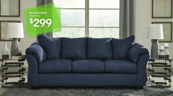 Ashley HomeStore TV Spot, 'Now Is the Time: Sofas' Song by Midnight Riot - Thumbnail 7