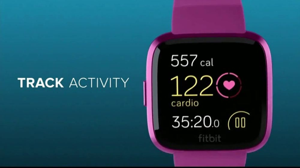Fitbit Versa Lite Edition TV Commercial, 'Introducing'