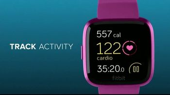 Fitbit Versa Lite Edition TV Spot, \'Introducing\'