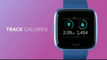Fitbit Versa Lite Edition TV Spot, 'Introducing' - Thumbnail 4