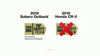 2019 Subaru Outback TV Spot, 'Emojis' [T1] - Thumbnail 2