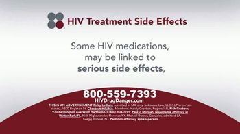 Sokolove Law TV Spot, 'HIV Treatment Side Effects'