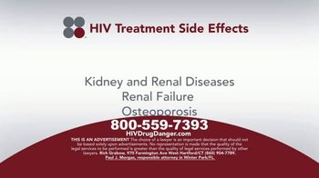 Sokolove Law TV Spot, 'HIV Treatment Side Effects' - Thumbnail 2