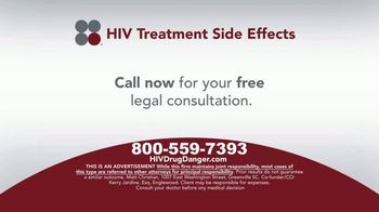 Sokolove Law TV Spot, 'HIV Treatment Side Effects' - Thumbnail 5