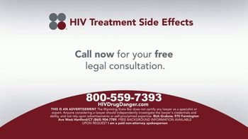 Sokolove Law TV Spot, 'HIV Treatment Side Effects' - Thumbnail 6