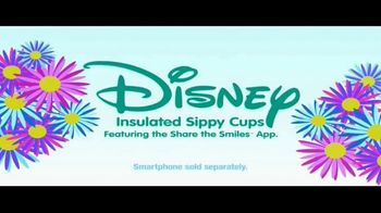 Disney Insulated Sippy Cups TV Spot, 'Disney Junior: Share the Smiles' - Thumbnail 9