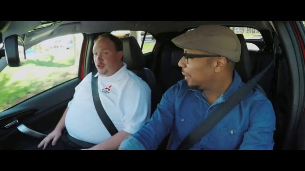 2019 Mitsubishi Eclipse Cross TV Commercial, 'In a World' Featuring Jon Bailey [T2]