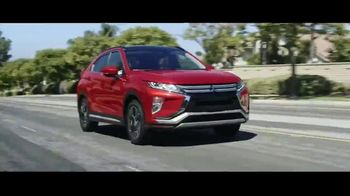 2019 Mitsubishi Eclipse Cross TV Spot, 'In a World' Featuring Jon Bailey [T2] - Thumbnail 1