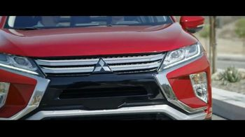 2019 Mitsubishi Eclipse Cross TV Spot, 'In a World' Featuring Jon Bailey [T2] - Thumbnail 4
