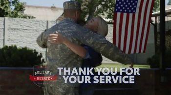 Toyota Military Rebate TV Spot, 'Retired Military' [T2] - Thumbnail 10