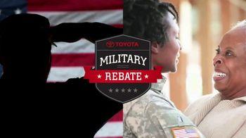 Toyota Military Rebate TV Spot, 'Retired Military' [T2] - Thumbnail 2