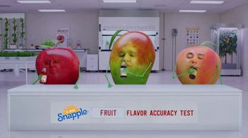 Snapple TV Spot, 'Hidden Camera' - Thumbnail 1