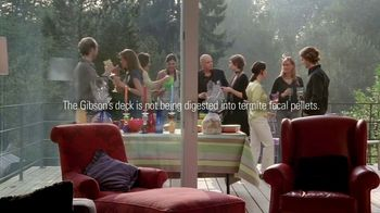 Orkin TV Spot, 'Home is Where the Termites Aren't: Gibson Deck' - Thumbnail 6