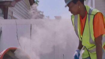 Dove Beauty Bar TV Spot, 'Cement Mason' - Thumbnail 4