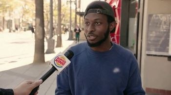 Burger King Spicy Nuggets TV Spot, 'Taste Test'
