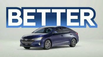Hyundai Better Sales Event TV Spot, 'Better Safety, Technology and Savings' [T2] - Thumbnail 1
