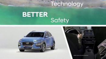 Hyundai Better Sales Event TV Spot, 'Better Safety, Technology and Savings' [T2] - Thumbnail 2