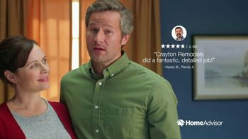 HomeAdvisor TV Spot, 'Not So Into DIY' - Thumbnail 6