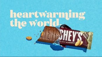 Hershey\'s Milk Chocolate With Almonds TV Spot, \'See Back for Details\'