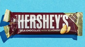 Hershey's Milk Chocolate With Almonds TV Spot, 'See Back for Details' - Thumbnail 2