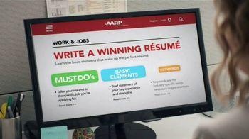AARP Job Search Workshop TV Spot, 'Bacon' - Thumbnail 6