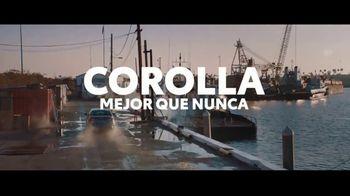 2020 Toyota Corolla TV Spot, 'El rescate' [Spanish] [T1] - Thumbnail 7