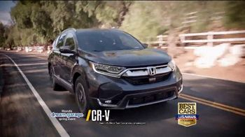 Honda Dream Garage Spring Event TV Spot, 'Final Days' [T2] - Thumbnail 3