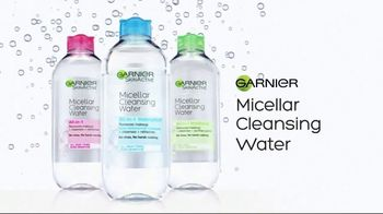 Garnier SkinActive Micellar Water TV Spot, 'Is Your Cleanser Cleansing?' - Thumbnail 9