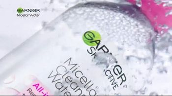 Garnier SkinActive Micellar Water TV Spot, 'Is Your Cleanser Cleansing?' - Thumbnail 3
