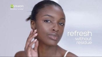 Garnier SkinActive Micellar Water TV Spot, 'Is Your Cleanser Cleansing?' - Thumbnail 7