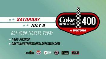 Daytona International Speedway TV Spot, '2019 Coke Zero Sugar 400' - Thumbnail 8