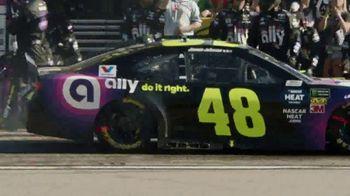 Ally Bank TV Spot, 'Chasing 8: Jimmie Johnson' - Thumbnail 7