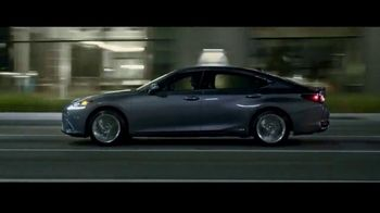 2019 Lexus ES TV Spot, 'Why Bother' [T2] - 2937 commercial airings