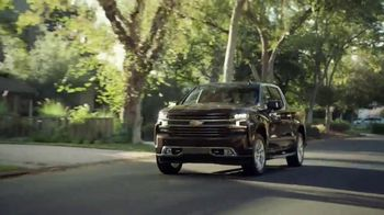 Chevrolet Truck Month TV Spot, 'Official Truck of Real People' [T2] - Thumbnail 3
