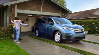 Honda Dream Garage Spring Event TV Spot, 'Cleaning: SUVs' [T2] - 37 commercial airings