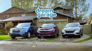 Honda Dream Garage Spring Event TV Spot, 'Cleaning: SUVs' [T2] - Thumbnail 7