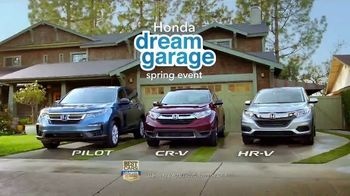 Honda Dream Garage Spring Event TV Spot, 'Cleaning: SUVs' [T2] - Thumbnail 8