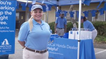 Honda TV Spot, 'Random Acts of Helpfulness: Ventura Animal Services' [T2] - Thumbnail 2