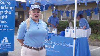 Honda TV Spot, 'Random Acts of Helpfulness: Ventura Animal Services' [T2] - Thumbnail 4